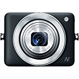 #6: (CERTIFIED REFURBISHED) Canon PowerShot N 12.1 MP CMOS Digital Camera with 8x Optical Zoom and 28mm Wide-Angle Lens (Black)