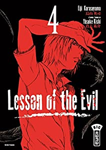 Lesson of the Evil Edition simple Tome 4