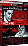 """Afficher """"Good night and good luck"""""""