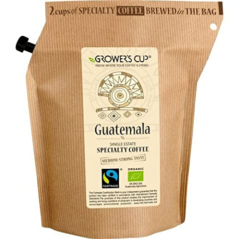Growers Cup Brew in the Bag Speciality Brazilian Coffee