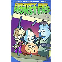 Grumpy Old Monsters by Kevin J. Anderson (2004-10-04)