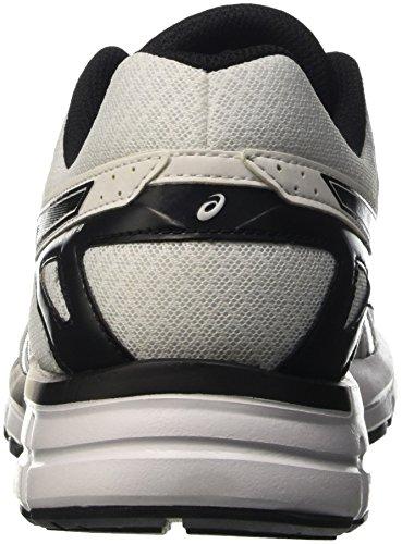 Asics Herren Gel-Galaxy 9 Gymnastik Bianco (White/Black/White)