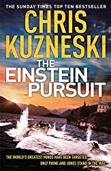 The Einstein Pursuit (Payne & Jones 8) by Chris Kuzneski (2013-08-20)