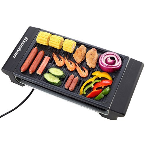 Excelvan Portable Electric Grill...