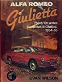 Alfa Romeo Giulietta (Osprey classic library)