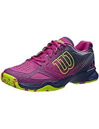 Wilson Kaos Comp W, Chaussures de Tennis femme