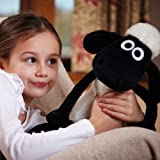 Shaun the SheepTM AAR-SS-1 Wheat Warmer, Black and White
