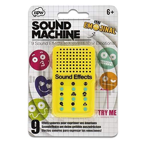 Eurowebb Emoticone-Box mit lustigen Sounds, 9 Geräusche