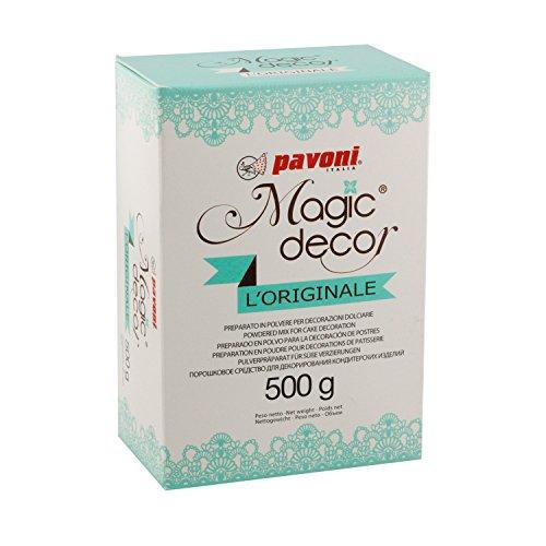 Pavoni Italia S.P.A Magic Decor Pulver, 500 g