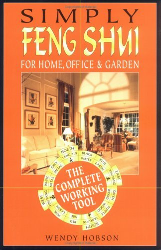 Simply Feng Shui - Home, Office, Garden by Wendy Hobson (January 01,2006) par Wendy Hobson