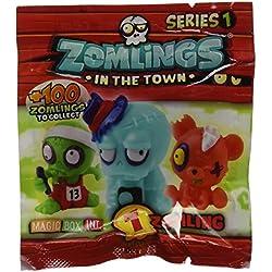 Zomlings Pack de figuras, la Figura 1 elegidos al azar, más de 100 para recoger! (Realizado desde el Reino Unido)