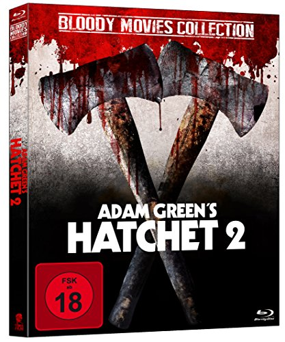 Hatchet II (Bloody Movies Collection) [Blu-ray]