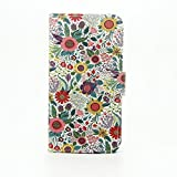 Samsung Galaxy J5 2016 (J510FN) Case [with Free Screen Protector],Nanxi Colorful Nice Pattern PU Leather Wallet with Credit Card Holder Slots Smart Standing Style Ultra Thin Protective Case Cover Skin for Samsung Galaxy J5 2016 (J510FN)