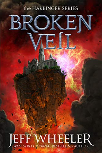 Picture of Broken Veil (Harbinger Book 5)