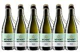 Weinbiet Manufaktur eG  Rivaner Secco 2017 Schaumwein (6 x 0.75 l)
