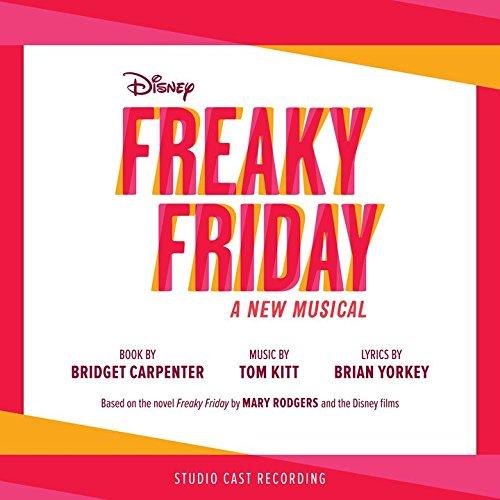 freaky-friday-studio-cast-recording