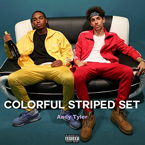 Colorful Striped Set [Explicit] Striped Set