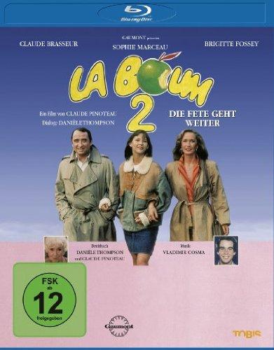Bild von La Boum 2 - Die Fete geht weiter [Blu-ray]