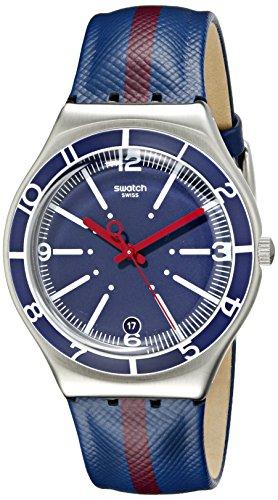 Swatch YGS467 - Reloj de pulsera unisex, color Bicolor