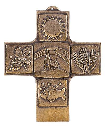 Mama Kostüme Sohn Und (Erstkommunion: Bronzekreuz)