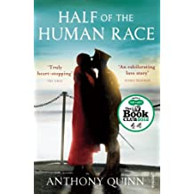 Half of the Human Race by Anthony Quinn (2012-01-05)