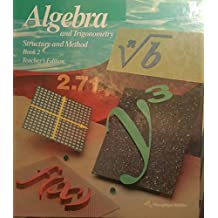 Algebra and Trigonometry Structure and Method/Book 2