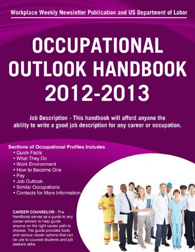 Occupational Outlook Handbook 2012-2013 E-pub Edition (English Edition)
