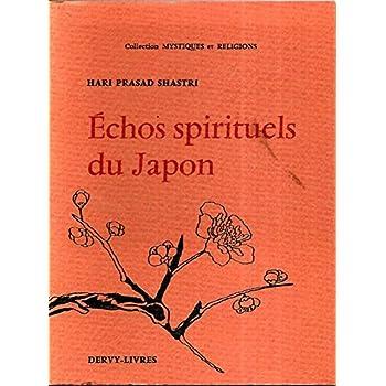 Echos spirituels du Japon : 1916-1918