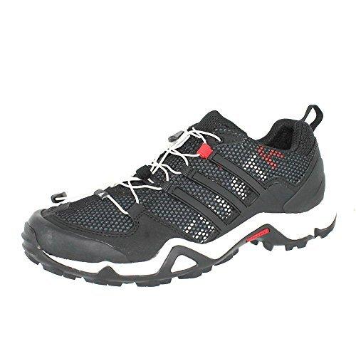 adidas Outdoor Terrex Swift R Randonnée Chaussures - Noir/Gris Vista/Blanc 6