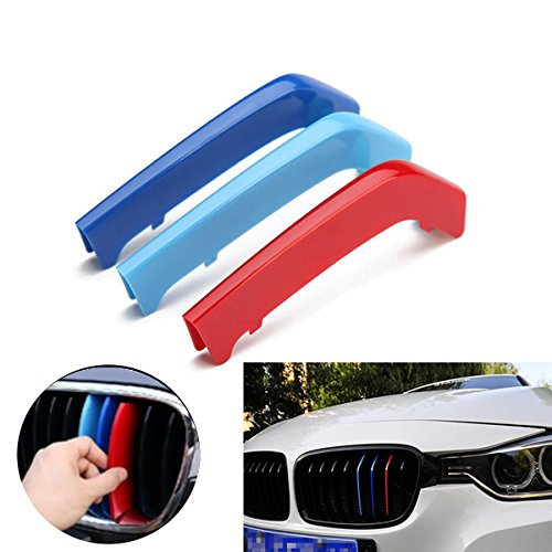 abs-front-grill-clip-panel-buckle-stripe-for-bmw-3-series-f30-2013-2015-8-bars-minor-axis-only