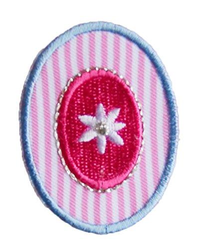 o-maiuscolo-5cm-rosa-azul-hermoso-hacer-gitano-el-regalo-del-bebe-diy-para-reparar-roca-banderin-moc