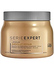 L'Oréal Paris Masque Reconstructeur Absolut Repair Lipidium 500ml