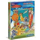 Clementoni - 52227-Quizzy La Garde du Roi Lion-Jeu éducatif