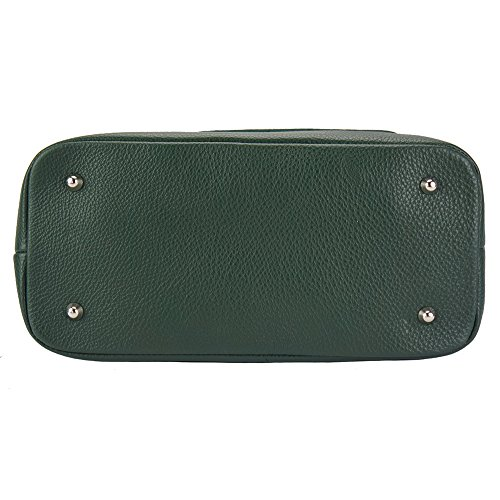 Damen Umhängetasche grün dunkelgrün Florence 4hfQsp