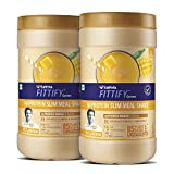 Saffola FITTIFY Hi Protein Slim Meal-Shake, Meal Replacement with 5 superfoods, Alphonso Mango
