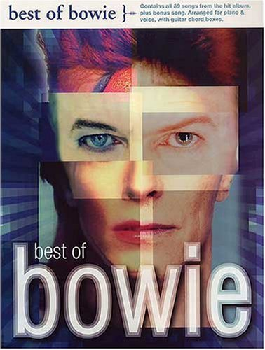 BEST OF PVG BOWIE: Piano Voice and Guitar por Bowie David
