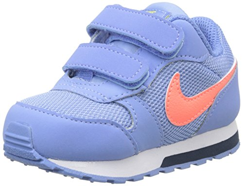 Nike MD Runner 2, Chaussures Marche Bébé Fille