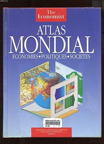 Atlas mondial The Economist