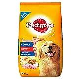 Pedigree Adult Dog Food Chicken & Vegetables, 15 kg Pack