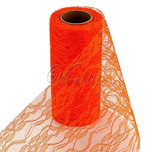 AiCheaX One Tüllrolle Spool Lace Roll 6