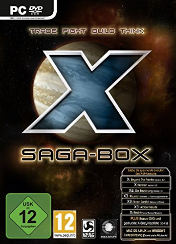 X Saga-Box (PC) gebraucht kaufen  Wird an jeden Ort in Deutschland