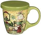 LANG 5054007 Tea Time Tea Cup Set by Lang