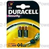 Duracell N Security Cell (Pack of 2)