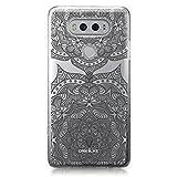 CASEiLIKE LG V20 case, Mandala Art 2304 Pattern TPU Case Bumper Snap-on Back Cover for LG V20