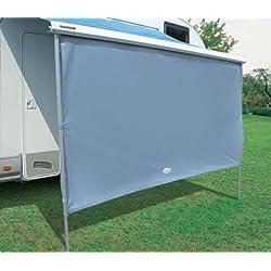 pared frontal 4mt para tendalino Modelo universal ergonómico y cuidado fácil pared frontal para proteggersi Dal sol y la lluvia y para assicurarsi una mayor privacidad fácil de montar Altura 140cm con estaquillas y cuerdas