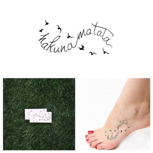 tattify-tatouages-temporaires-hakuna-matata-vol-set-de-2