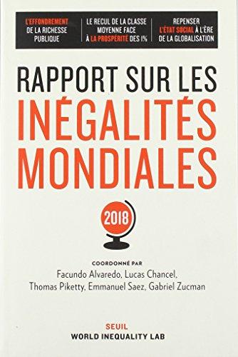 Rapport sur les inegalites mondiales
