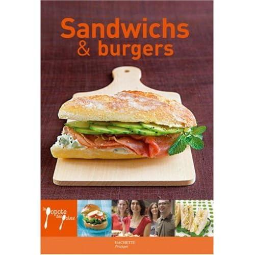 Sandwichs et burgers