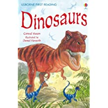 Dinosaurs: For tablet devices (Usborne First Reading: Level Three)