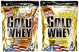 Weider Gold Whey Beutel 2er Mix Pack, Schoko/Vanille, 2 x 500 g (1 x 1 kg)